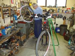 Oprava starych bicyklov bratislava